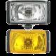 Фары дальнего света HM2, 138х78 мм
