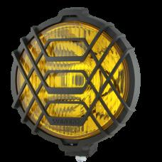 Фара дальнего света H01, 160 мм (желтое стекло)