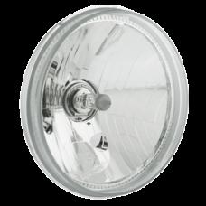 Влагозащищенная фара Wesem PES4 (прозрачное гладкое стекло)
