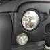Оптический элемент Wesem PES4.48950 (прозрачное гладкое стекло)