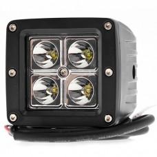 Фара светодиодная LED 82x75x80 мм, spot : Lavita LA 291600