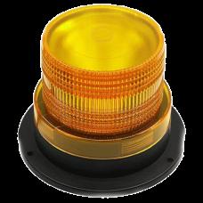 Проблесковый маячок оранжевый на магните