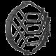 Защитная решетка фар HO2